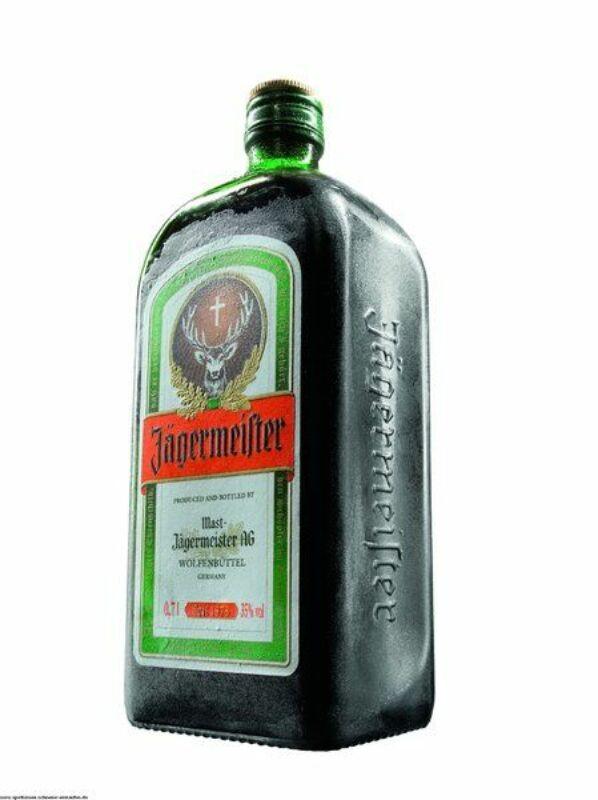 Jägermeister Jagermeister likőr 0,7L 35% 4067700011015