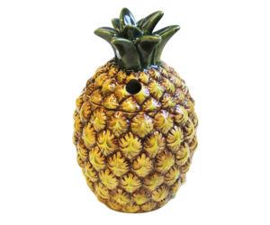 Tiki ananász pohár fedővel 600 ml
