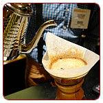Alternatív kávékészítés, brew bar