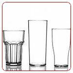 Polikarbonát poharak