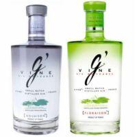 GVine Gin Nouaison 0,7L 43,9%