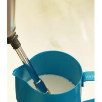 Concept Art teflon tejkiöntő - tejhabosító azúrkék 0,3L