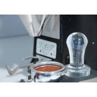Kristály tamper, kávétömörítő 58mm