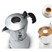 Bialetti brikka alumínium kotyogós kávéfőző 4 személyes