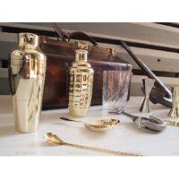 chrono francia shaker két részes arany színű 550 ml