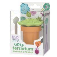 Tipsy Terrarium borzáró és kiöntő