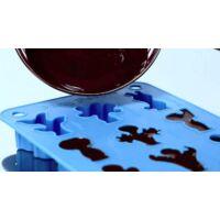 Vacu Vin Party People szilikon jégkocka készítő kék