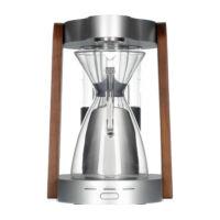 Ratio Eight Coffee Maker - Bright Silver / Walnut Filterkávé készítő