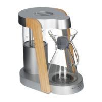 Ratio Eight Coffee Maker - Bright Silver / Parawood Filterkávé készítő