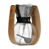 Bodum 8 csészés kávé készítő fekete