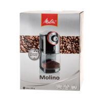 Melitta Molino piros/fekete automata kávédaráló