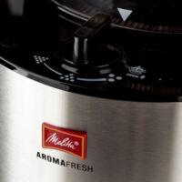 Melitta Aromafresh fekete Filterkávé főző gép