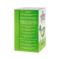 Higher Living Zöld Tea Citrommal Filter Tea 20 filter