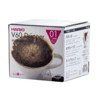 Hario V60-01 kerámia kávéscsészét piros