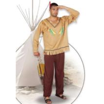 Indián jelmez férfiaknak M/L-es méretben