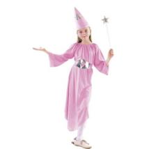 Varázsló lány jelmez 4-6 éveseknek