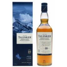 Talisker 10 years whisky 0,7L 45,8%