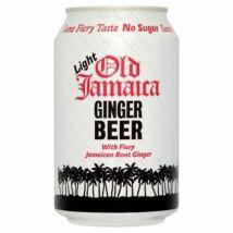 Old Jamaica diétás gyömbérsör 0,33L