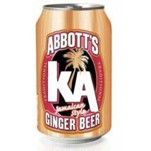 KA Abbotts Ginger beer gyömbérsör 0,33L