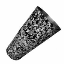 JP súlyozott boston shaker floral fekete