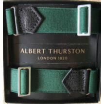 Albert Thurston ingujjtartó - armband zöld