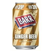 Barr Ginger Beer gyömbérsör 0,33L