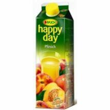 Happy Day 100% őszibaracklé 1L