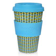 Ecoffee Cup hordozható kávéspohár-Norweaven 400ml