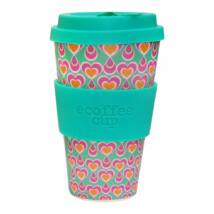 Ecoffee Cup hordozható kávéspohár - Itchykoo 400 ml