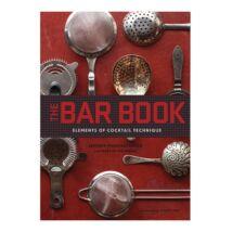 The Bar Book: Elements of Coctail Technique koktélkönyv