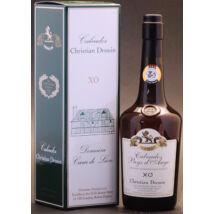 Calvados Christian Drouin XO 0,7L 40% pdd.