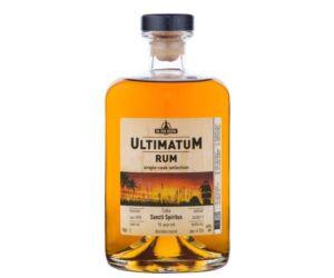 Ultimatum Rum Cuba 18y. Sancti Spiritus 1999/2017 0,7 46%