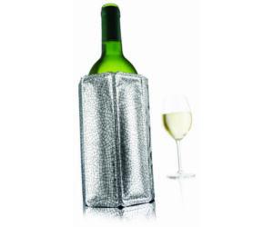 Vacu Vin borhűtő mandzsetta ezüst