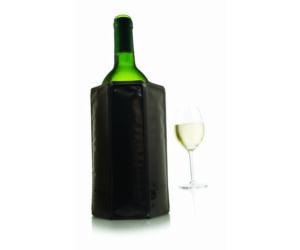 Vacu Vin borhűtő mandzsetta fekete