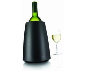 Vacu Vin Elegant borhűtő hűtőakkuval fekete