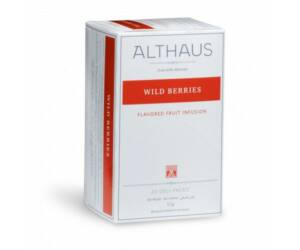 Tea Althaus Wild Berries deli pack 20 filter