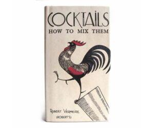 Cocktails: How to Mix Them koktélkönyv