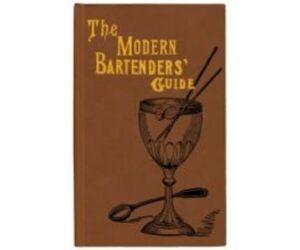 Modern Bartender's Guide koktélkönyv