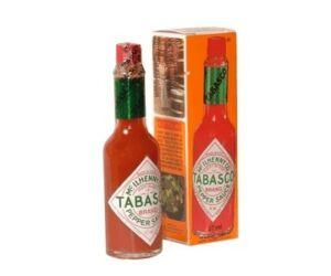 Tabasco paprikaszósz 60ml