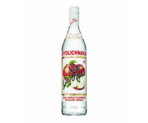 Stolichnaya Apple Vodka almás 0,7L 37,5%