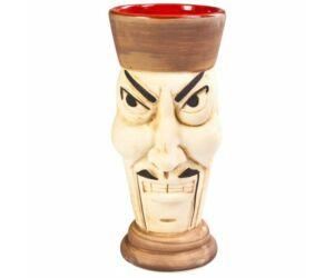 Eredeti Fu Manchu tiki pohár 360ml
