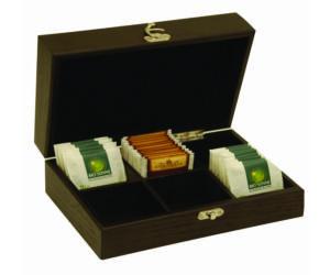 Tea doboz 6 fakkos