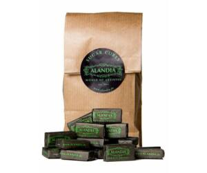 Absinthe cukor fekete csomagolásban 30-35 kocka 140g
