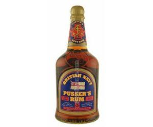 Pussers British Navy Rum 0,7L 75%