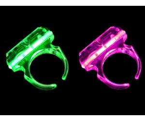 Világító gyűrű különféle színekben