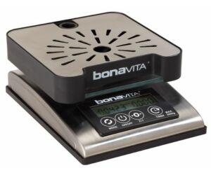 Bonavita elektromos mérleg csepptálcával 0,1-3000g