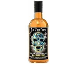 Wild Geese Golden rum 0,7L 37,5%