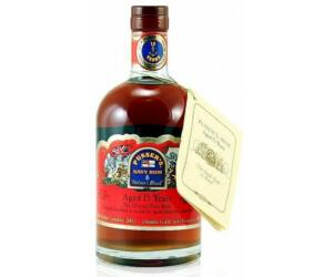 Pussers British Navy Rum 15 years 0,7L 40%