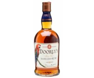 Doorly's 5 years rum 0,7L 40%