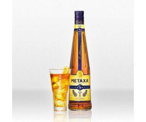 Metaxa 5* Brandy 1L 38%